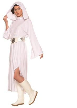 Star Wars Womens Leia Boots Halloween Costume