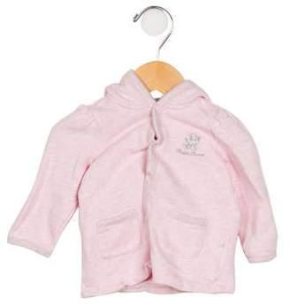 Ralph Lauren Girls' Hooded Sweatshirt