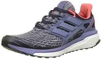 adidas (アディダス) - [アディダス] ランニングシューズ Energy Boost 4 W レジェンドインクF17/スーパーパープルS16/イージーコーラル S17 25.5 cm