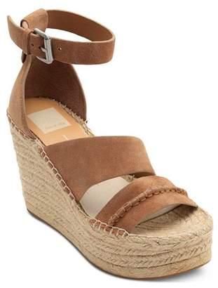 ac2d5b67b2c Dolce Vita Women s Simi Suede Espadrille Wedge Sandals