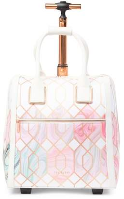 Ted Baker Shenna Sea of Clouds Travel Bag