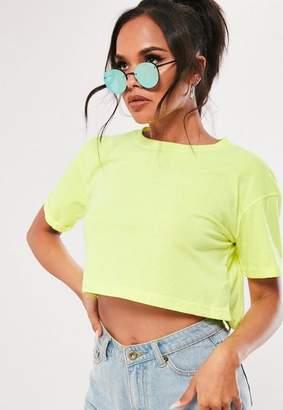 Missguided Australia X Elle Ferguson Farrah Mint Sunglasses