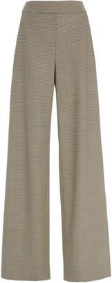 Prabal Gurung Wide Leg Trouser