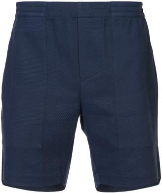 Stephan Schneider textured bermuda shorts