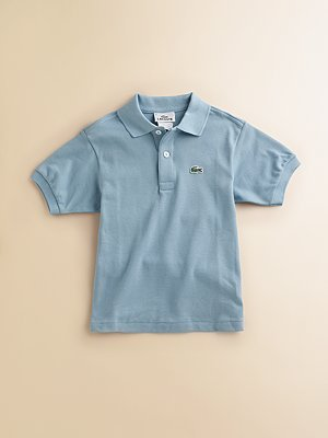 Lacoste Little Boy's Pique Polo