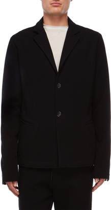 Primordial Is Primitive Wool Welt Pocket Coat