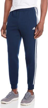 adidas Navy Essentials 3-Stripe Jogger Pants