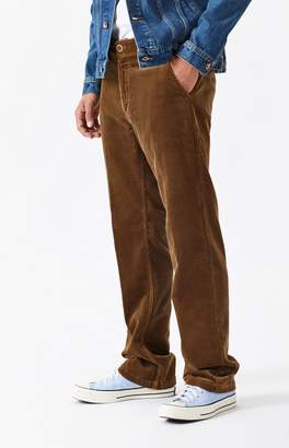 Brixton Fleet Rigid Corduroy Chino Pants