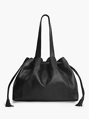 Gerard Darel Simple Point Bag, Black