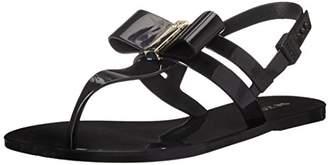 Zaxy Women's Glaze Wedge Sandal