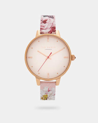 Ted Baker SALIZA Iguazu strap watch