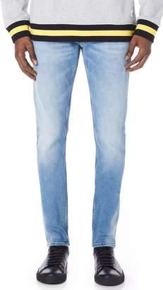 Calvin Klein Jeans Slim Roxy Blue Destroyed Jeans