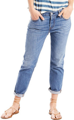 Levi Strauss 501 Ct Mid Rise Jeans