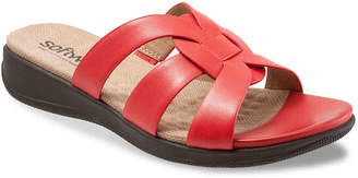 SoftWalk Thompson Wedge Sandal - Women's