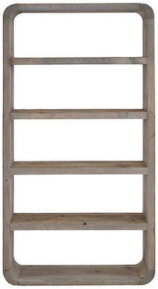 One Kings Lane Spyro Bookcase - Natural