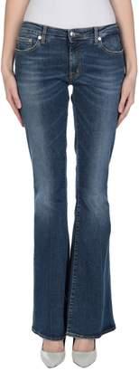 (+) People + PEOPLE Denim pants - Item 42723769KS