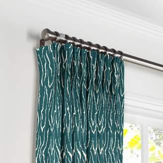 Loom Decor Pinch Pleat Drapery Animal Instinct - Nile