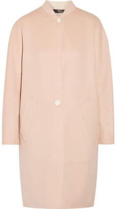 rag & bone - Darwen Wool And Cashmere-blend Coat - Baby pink