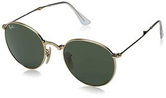 Ray-Ban Metal Man Sunglasses - Frame Copper Flash Gradient Lenses 47mm Non-Polarized