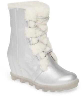 Sorel x Disney Frozen Joan of Arctic II Waterproof Wedge Boot