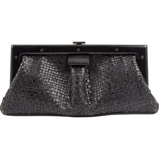 Perrin Paris Leather clutch bag
