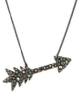 Alexis Bittar Arrow Pendant Necklace