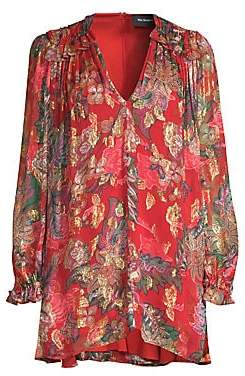 The Kooples Women's Bollywood Floral Dress
