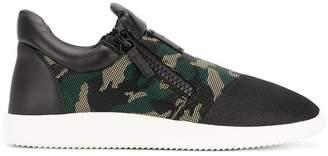 Giuseppe Zanotti Design camouflage Runner sneakers