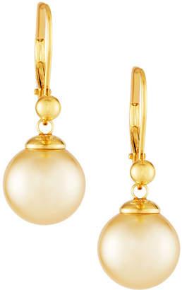 Majorica 10mm Pearl Drop Earrings