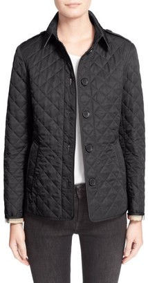 Women's Burberry Ashurst Quilted Jacket