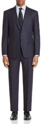 Canali Sienna Soft Impeccable Plaid Classic Fit Suit - 100% Exclusive