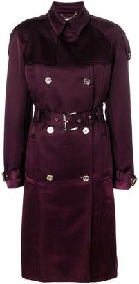MICHAEL Michael Kors belted double-breasted coat
