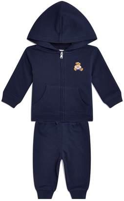 Ralph Lauren Polo Bear Hoodie and Sweatpants Set