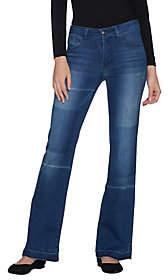 Women with Control Petite My Wonder DenimBoot Cut Jeans