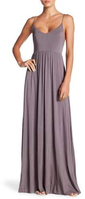 Wishlist Criss-Cross Back Maxi Dress