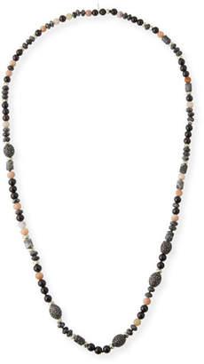 Hipchik Amy Beaded Long Necklace