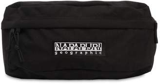 Napapijri 6l Logo Canvas Belt Pack