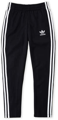 adidas Boys 8-20) Tricot Snap Pants
