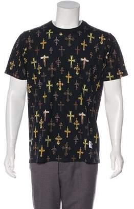 Supreme Woven Crosses Top