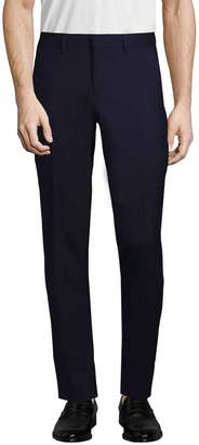 J. Lindeberg Men's Paulie Legend Virgin Wool Tech Dress Pants