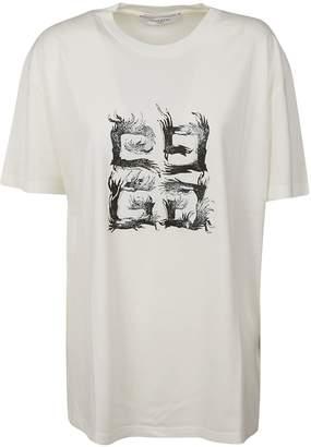Givenchy Logo Patch T-shirt