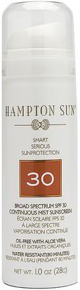 Hampton Sun Travel SPF 30 Continuous Mist