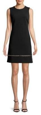 Calvin Klein Grommet Sleeveless Dress