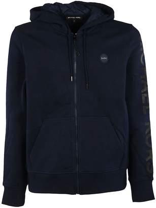 Michael Kors (マイケル コース) - Michael Kors Logo Zipped Hoodie