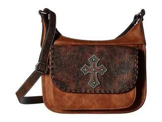 33dbdf37569 M F Western Harper Conceal Carry Shoulder Bag