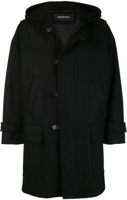 Neil Barrett duffle coat
