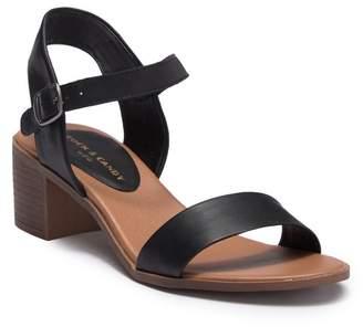 Rock & Candy Nellee Block Heel Sandal