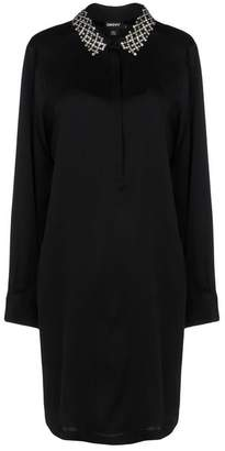 DKNY (ディー ケー エヌワイ) - DKNY ミニワンピース&ドレス