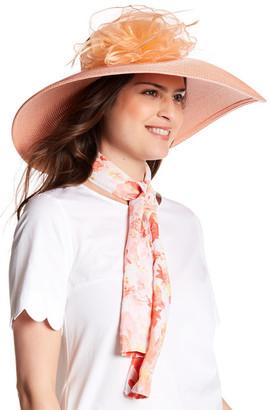 August Hat Aster Wide Brim $78 thestylecure.com