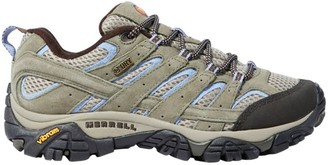 L.L. Bean L.L.Bean Women's Merrell Moab 2 Waterproof Hiking Shoes